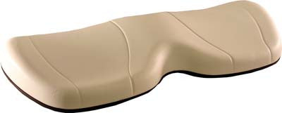 1025032-01 Seat Back Assembly Beige - Club Car Precedent