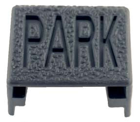 1025590-01 Park Brake Pad - Club Car Precedent