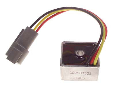 1025159-01 Voltage Regulator - Club Car Precedent Gas 2004 & Up