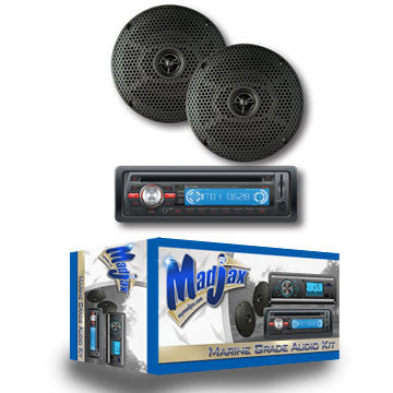 13-A02-Golf-Cart-Millenia-AM-FM-CD-AUX-USB-SD-4-X-45-watts-with-6-inch-speakers-and-antenna-Radio-cartguy-madjax-ontario-canada-