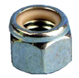 14390-G6 Nylon Insert Spindle Lock nut - Ezgo Gas & Electric 2001 & UP