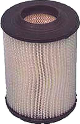 14416-G1 Air Filter Round with Black Cap - Ezgo Gas 2 Cycle 1976 to 1993