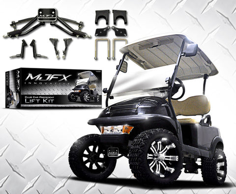 16-001-Golf-Cart-Lift-Kit-6-inch-A-Arm-Club-Car-Precedent-cartguy-madjax-ontario-canada-