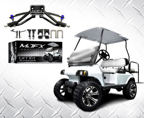 16-011-Golf-Cart-Lift-Kit-3.5-inch-A-Arm-Club-Car-DS-cartguy-madjax-ontario-canada-