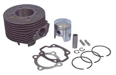 16524-82 Cylinder and Piston Kit Assembly 2 Cycle- Columbia & Harley Davidson 1982 to 1995