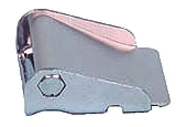 16920-G1 Bag Strap Buckle Black Nylon - Ezgo 1976 to 1996