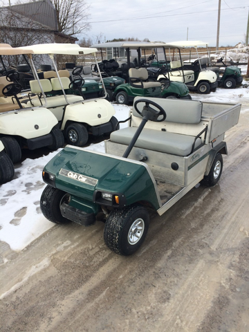 2006 Gas Club Car Carryall Turf 1