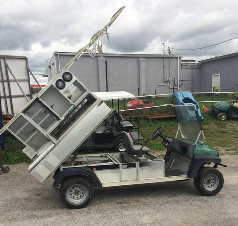 2009 Club Car Beverage Cart
