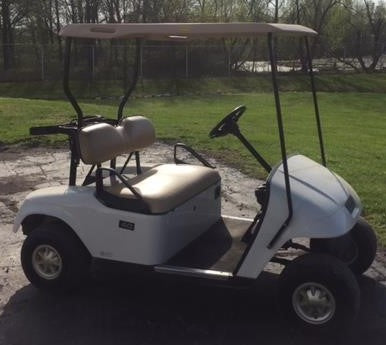 2012 Ezgo TXT 48 Volt Golf Cart.