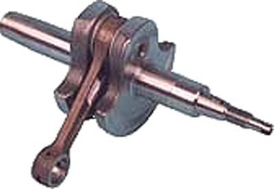 24513-G1 Crank shaft Assembly - Ezgo Gas 1989 to 1993 2 Cycle