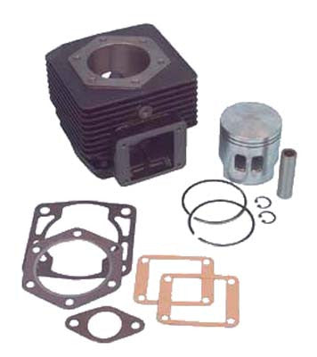 24619-G1 Cylinder Top End Overhaul Piston Assembly Kit - Ezgo Gas1989 to 1993 2 Cycle