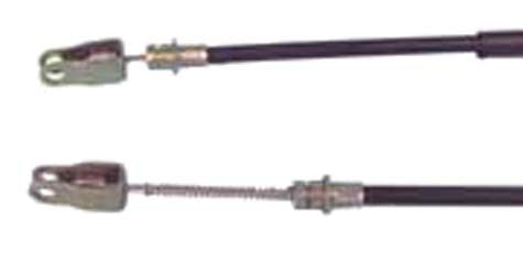 25187-G2 Brake Cable, Passenger Side - Ezgo 1990 to 1992 electric & 1990 to 1991 2 Cycle Gas