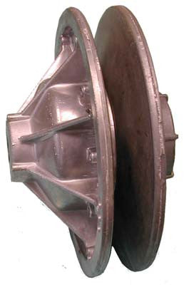 26301-G02 Driven Clutch Assembly, Standard - Ezgo Gas 1992 & Up 4 Cycle