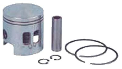 26519-G03 Piston & Ring Assembly.50 mm Oversized - Ezgo 1989 to 1993 2 Cycle
