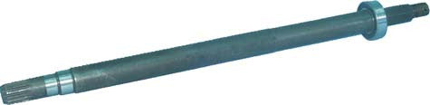 26809-G1 Rear Axle, Driver's Side - Ezgo Gas Marathon 1991 to 1994