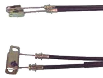28084-G06 Brake Cable, Driver's Side - Ezgo Gas 1993 to 1994 4 Cycle