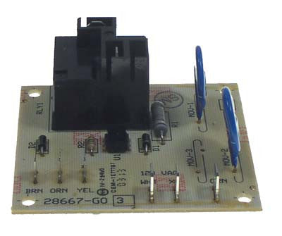 28667G03 Charger 36 Volt  Board Input Power, Powerwise - Ezgo Medalist & TXT 1994 & Up
