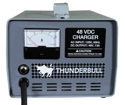 30819 Charger, 48V 20A, No Dc Cord Club Car - Thunderbull