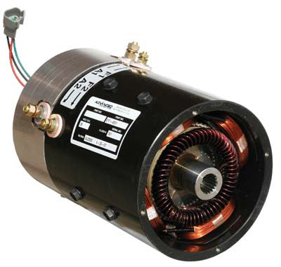 54035 Electric Motor - Advanced Yamaha 48V G22