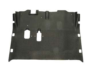 601118 Floor mat No Hole for Horn - Ezgo RXV 2008
