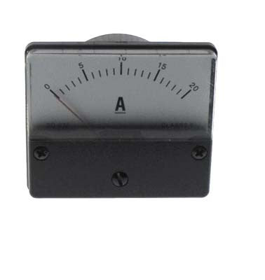 6035 Ammeter for #6031 & #6032 Thunderbull Chargers - Club Car Electric Power Drive & IQ