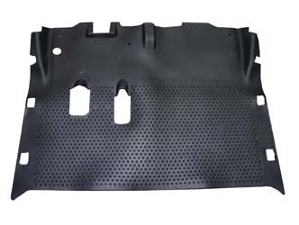 603707 Floor mat With Hole for Horn - Ezgo RXV 2008