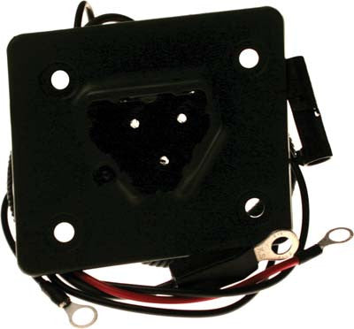 613304 Charger Receptacle 48 Volt, Delta Q Charger - Ezgo TXT Electric 2010 & Up