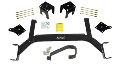 Jake`s Axle Lift Kit 5 Inch - Ezgo TXT 2001 1/2 & Up Electric