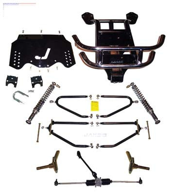 LIFT KIT EZGO 01 1/2 UP GAS LONG TRAVEL