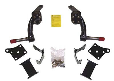 Jake`s Spindle Lift Kit 6 Inch - Ezgo 1200 Workhorse Gas 1994 to 2001 1/2