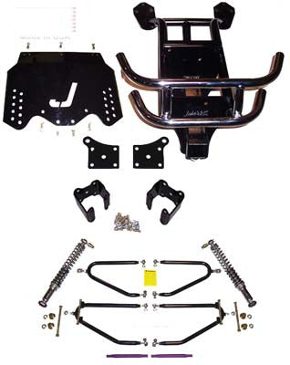 LIFT KIT EZGO 94-2000 1/2 LONG-TRAVEL ELECTRIC