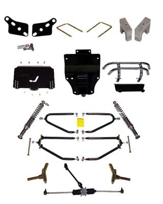 LIFT KIT CLUB CAR 2004 UP DS LONG TRAVEL