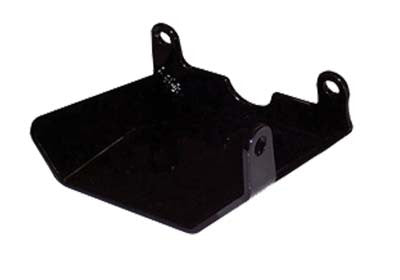 6273 Black Skid Plate - Differential Parts - Yamaha G16 G19 G20 G21 G22