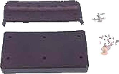 70274-G01 Brake Pedal Pad Set with Rivets - Ezgo 1994 & Up