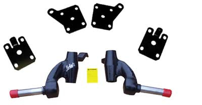 "Jake's spindle lift kit, (3"" lift). E-Z-GO gas TXT 2008.5 and up with Kawasaki motor"