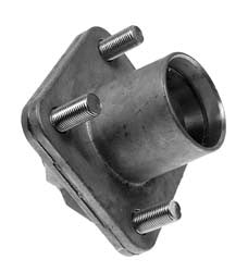 70895-G01 Hub Front with Bearing Races - Ezgo Medalist & TXT 2001 & Up