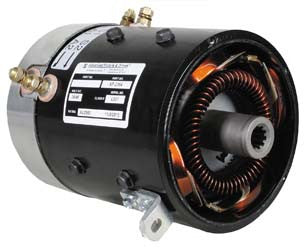 7114 AMD Series Motor 36 - Volt, 8 Hp@1600 Rpm - Club Car