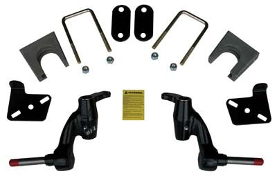 Jake`s Spindle Lift Kit 3 Inch - Ezgo RXV Gas