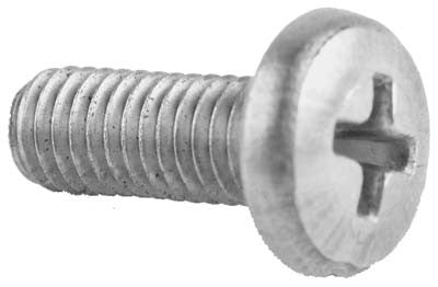 "73051G08 Screw, ½"" Brass, For Male Pin Charger DC"