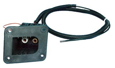 73063-G01 Powerwise Charging System  Receptacle with Harness - Ezgo  Medalist & TXT Electric 1996 & Up
