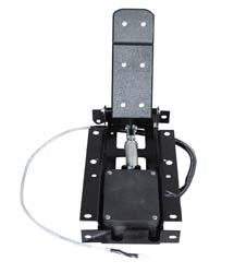 73333-G09 Pedal Box Assembly - Ezgo Electric 1994 & Up