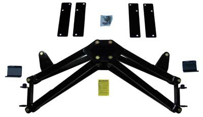 "Lift kit, Jake's 7"" Double A-arm. For Yamaha G2, G9"