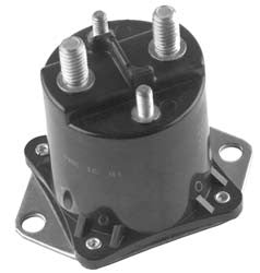 8016 Solenoid 36 Volt 4 Terminal, Prestolite with Copper Contacts - Club Car Electric 1976 to 1998