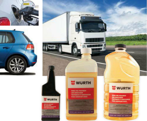 893.5501 Diesel Treatment & Conditioner 350ml
