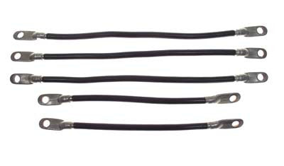 9186 Battery Cable set - 36 Volt 1995 & Up G14 to G16