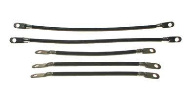 9188 Battery Cable set - 48 Volt 1996 to 2002 Yamaha G19