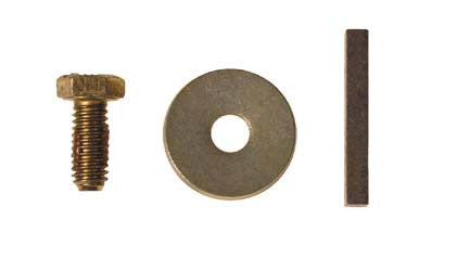AM10419 Driven Clutch Hardware Kit FE350 Engine - Club Car Gas 1998 & Up