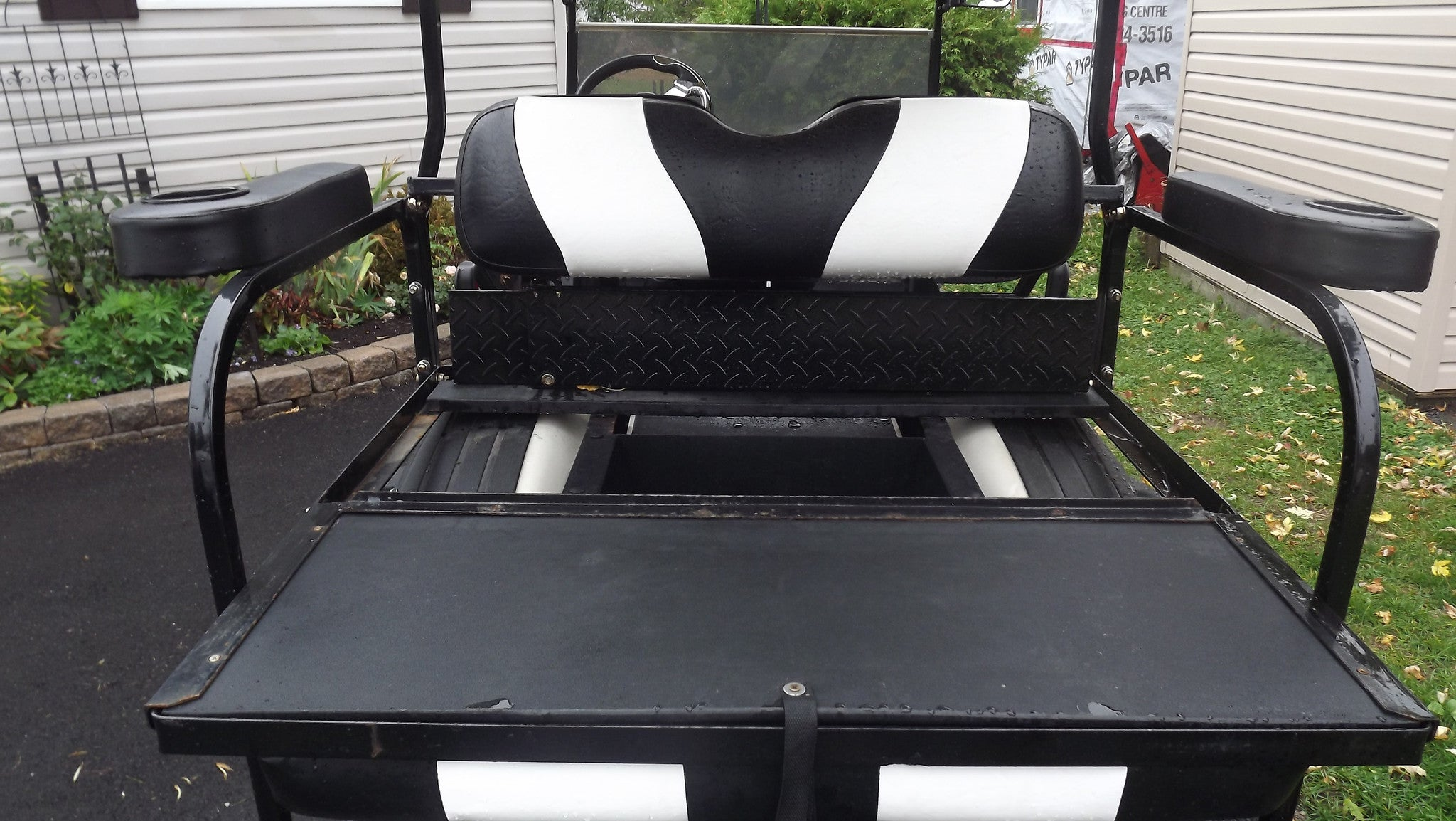 Expandable Cargo Box Fence System Fits Madjax Flip Rear