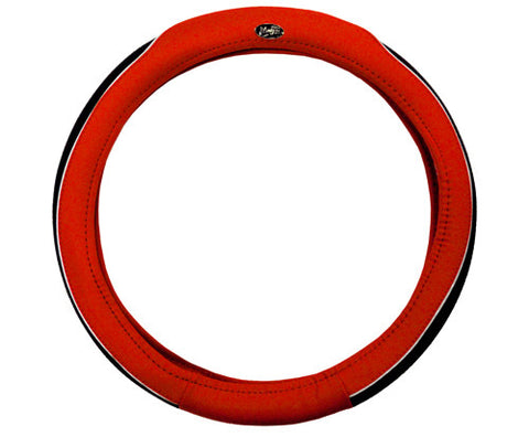 Golf-Cart-Steering-Wheel-Cover-madjax-Red-Black-cartguy-ontario-dealer-mjsc8004-club-car-ezgo-yamaha