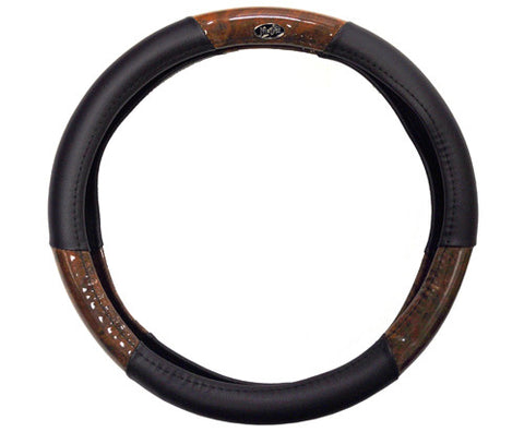 Golf-Cart-Steering-Wheel-Cover-madjax-Woodgrain-Black-cartguy-ontario-dealer-mjsc8001-club-car-ezgo-yamaha